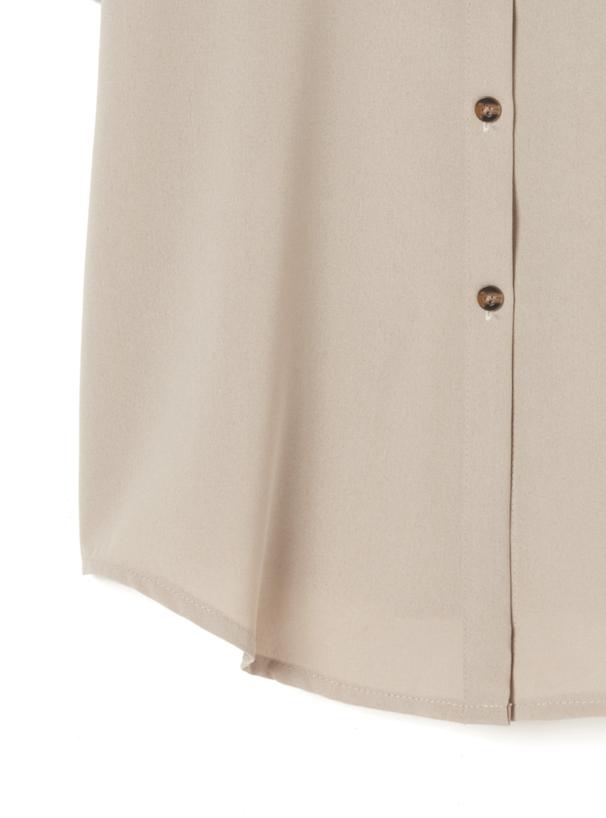 半袖シャツ×ショートパンツセット