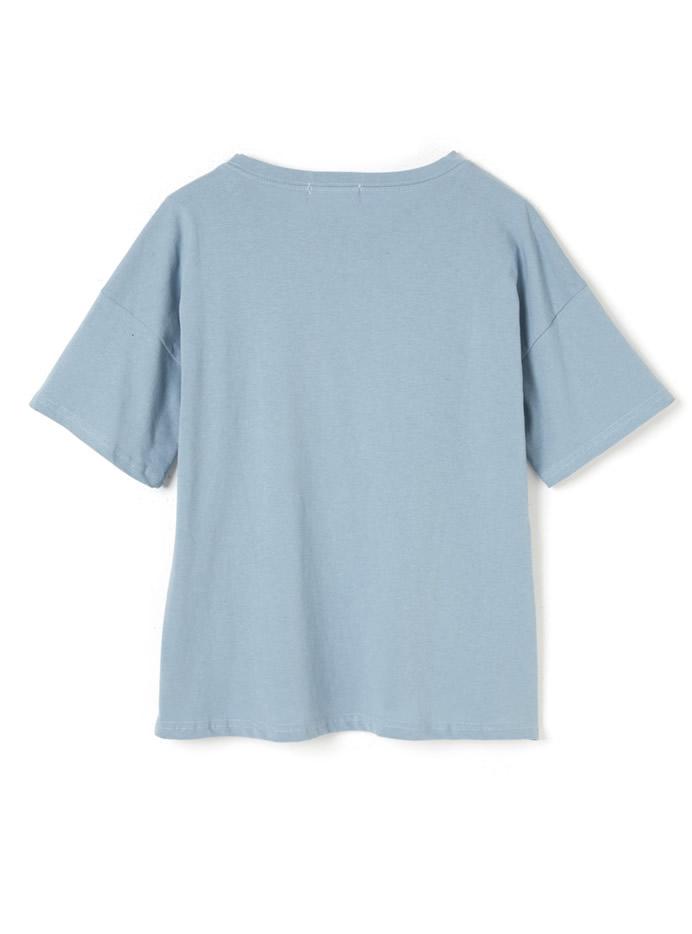 齋藤飛鳥(乃木坂46)レースロゴTシャツ