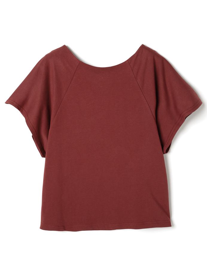 ロゴドルマンTシャツ
