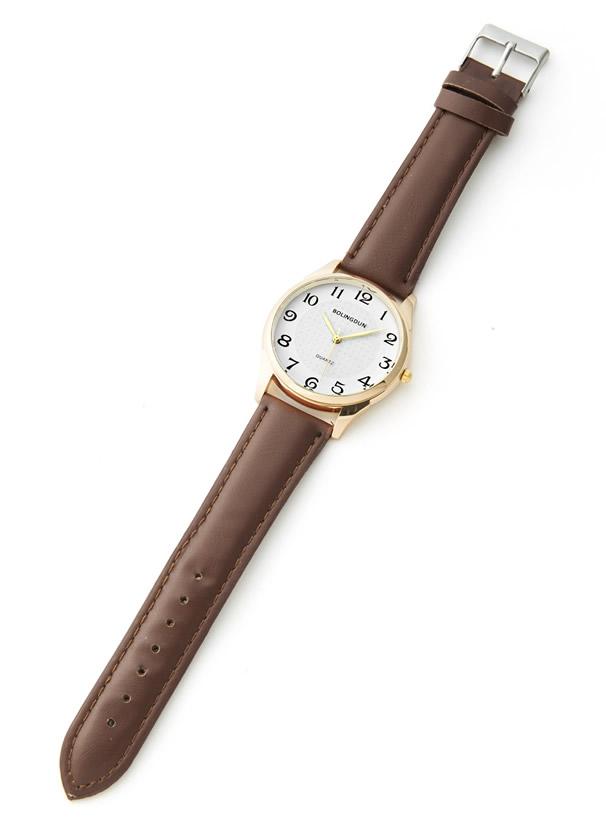 レザーベルト時計