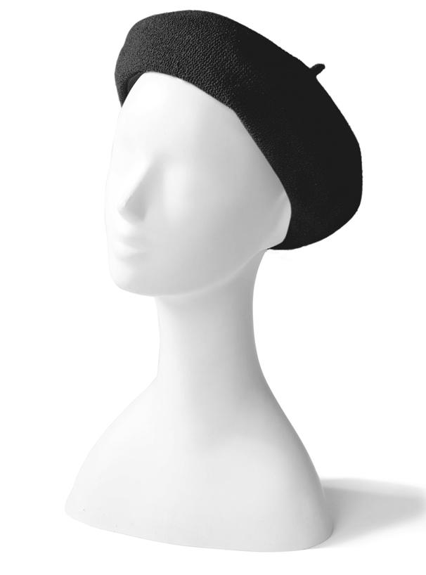 パイルサーモベレー帽