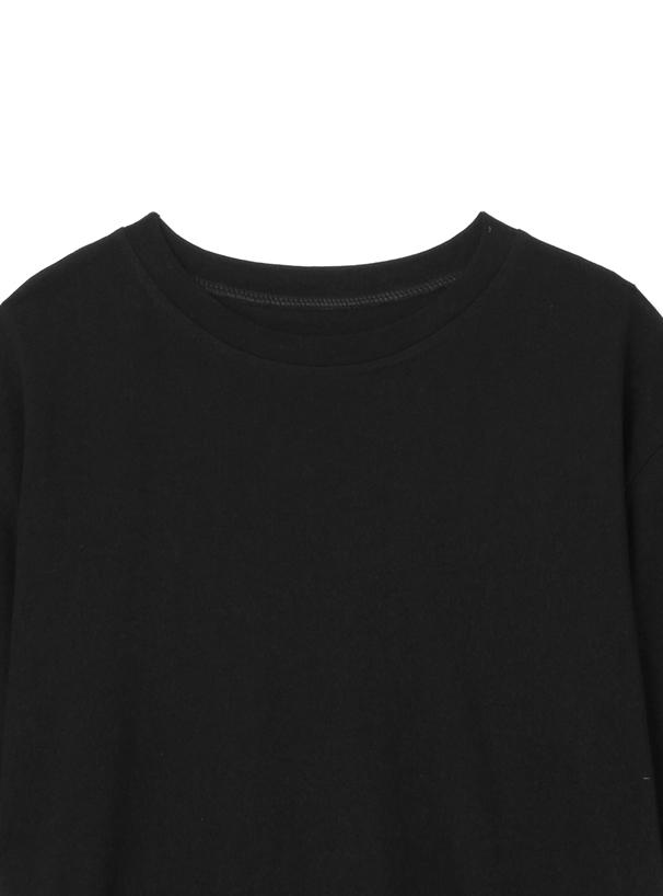 齋藤飛鳥(乃木坂46)2点セットアップ フロントスリットTシャツxスカートセット