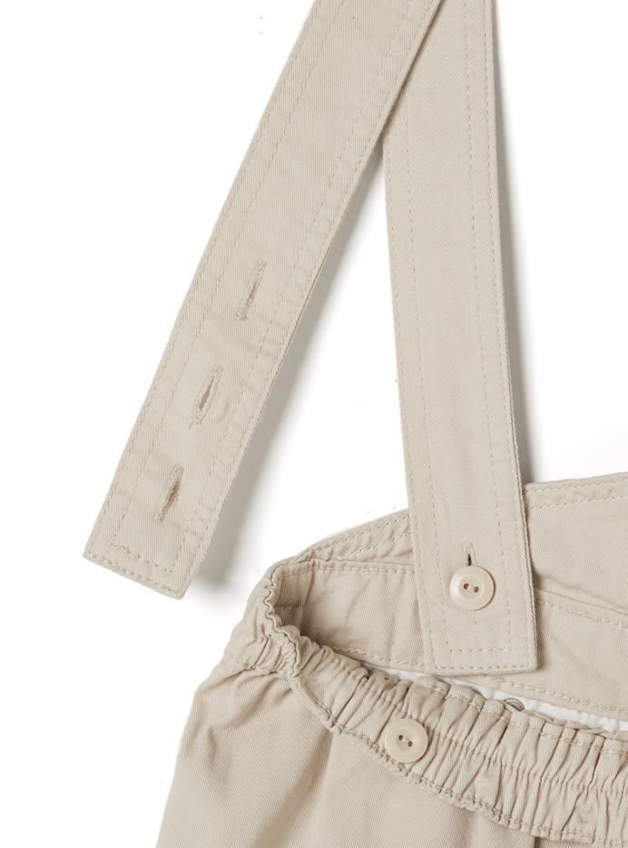 2wayアシンメトリージャンパースカート