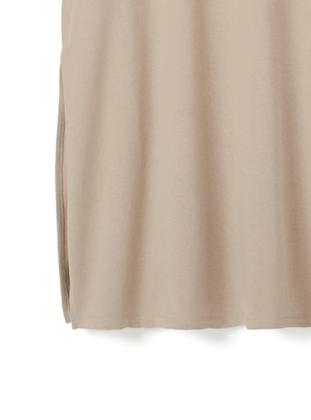 USコットン胸ポケットワンピース