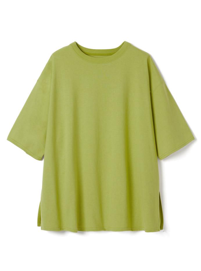 バックフォトプリントTシャツ