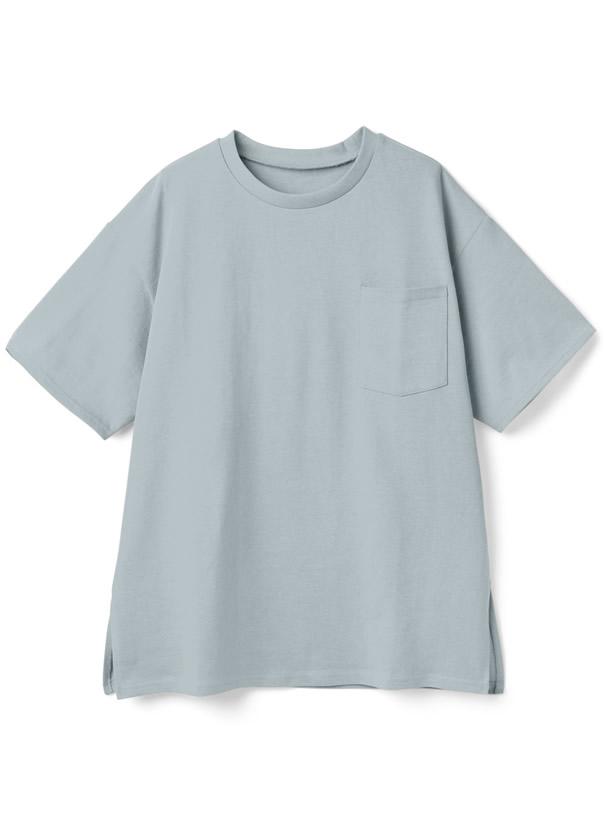 USAコットンヘビーウェイト胸ポケットTシャツ