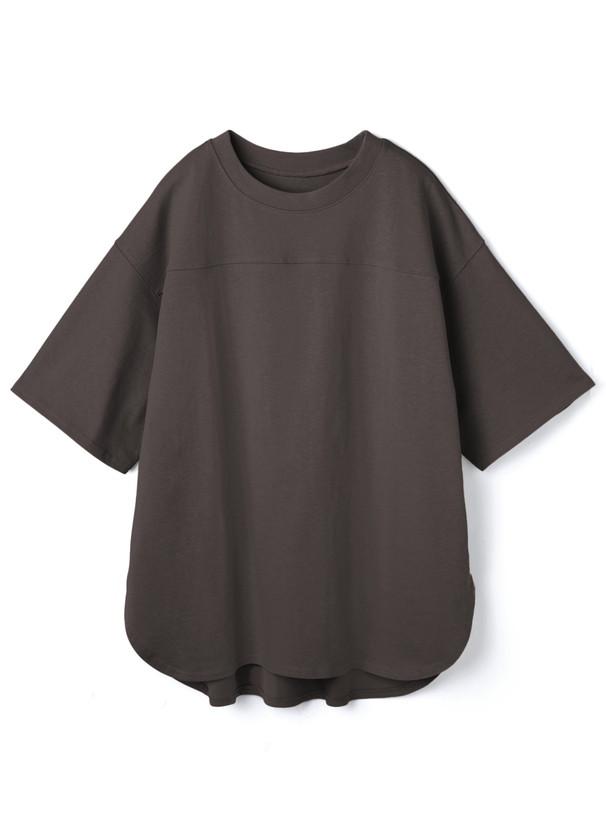 USAコットンヘビーウェイトラウンドヘムTシャツ