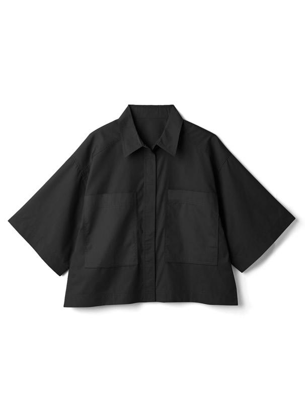 サファリショートシャツ