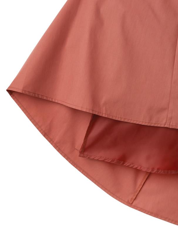 タックフレアスカート
