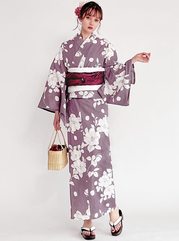 齋藤飛鳥(乃木坂46)4点セット椿浴衣