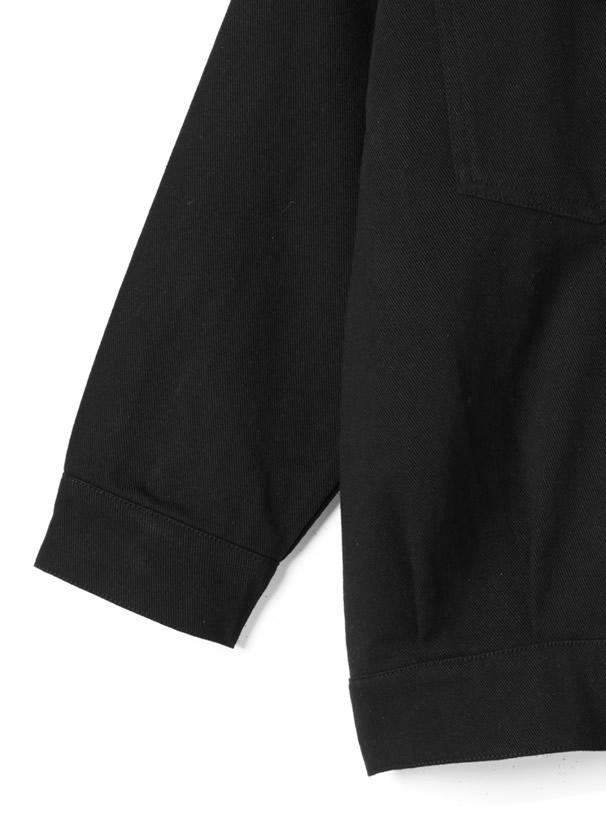 BIGツイルジャケットX台形ミニスカートセットアップ