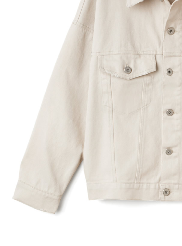 ツイルジャケットXスカートセットアップ