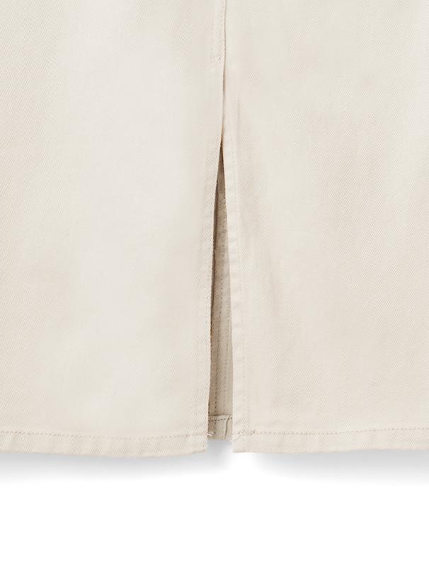ツイルベイカーナロースカート