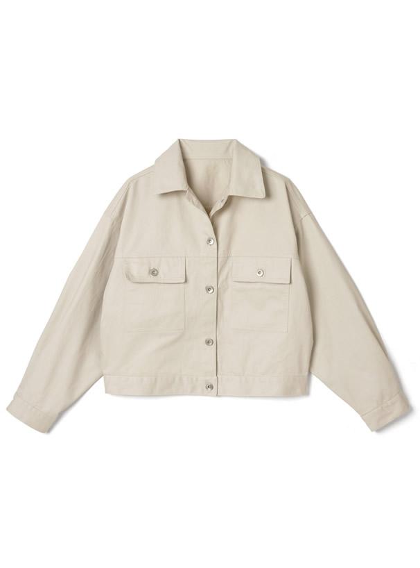 ツイルジャケット