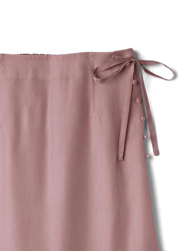 裾フレア切替シアースカート