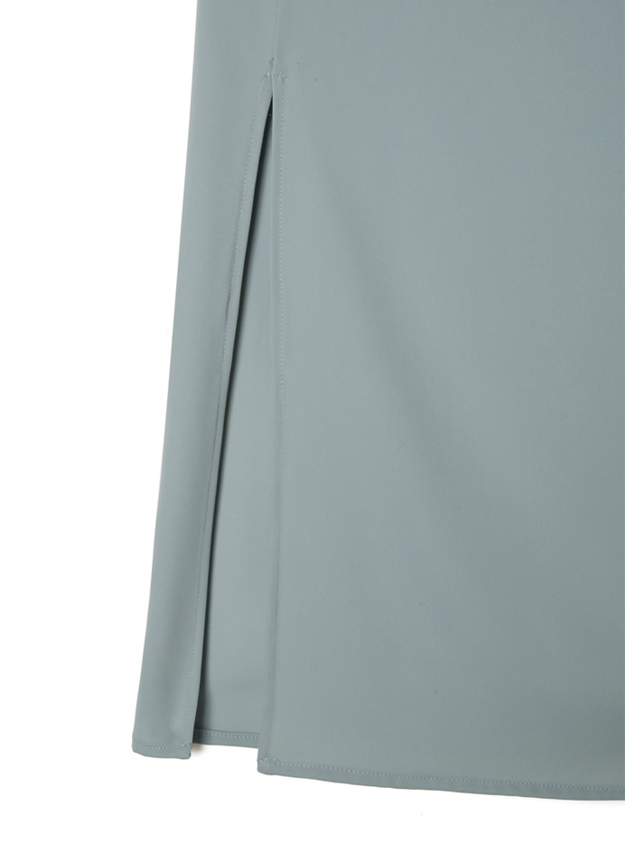 堀未央奈(乃木坂46) テレコトップスXサイドスリットキャミワンピース