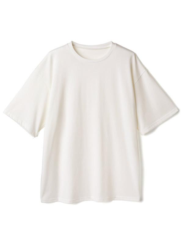 バックレースアップニットビスチェXTシャツセット