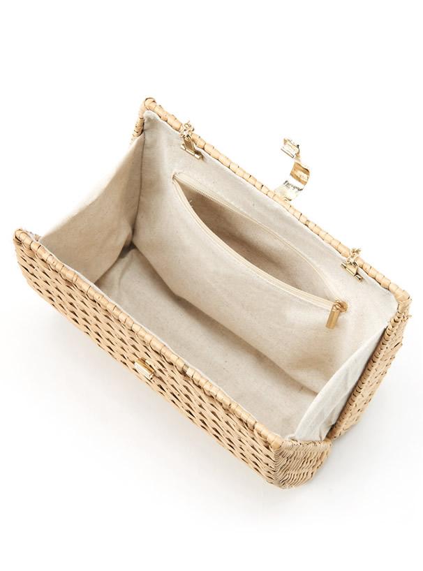 白石麻衣 ミノディエールショルダーカゴバッグ