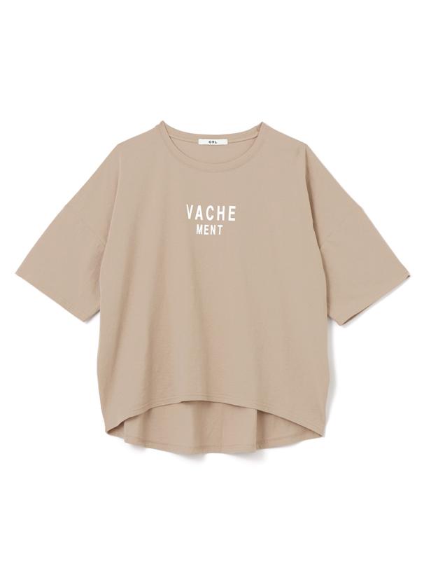 ロゴビッグTシャツ