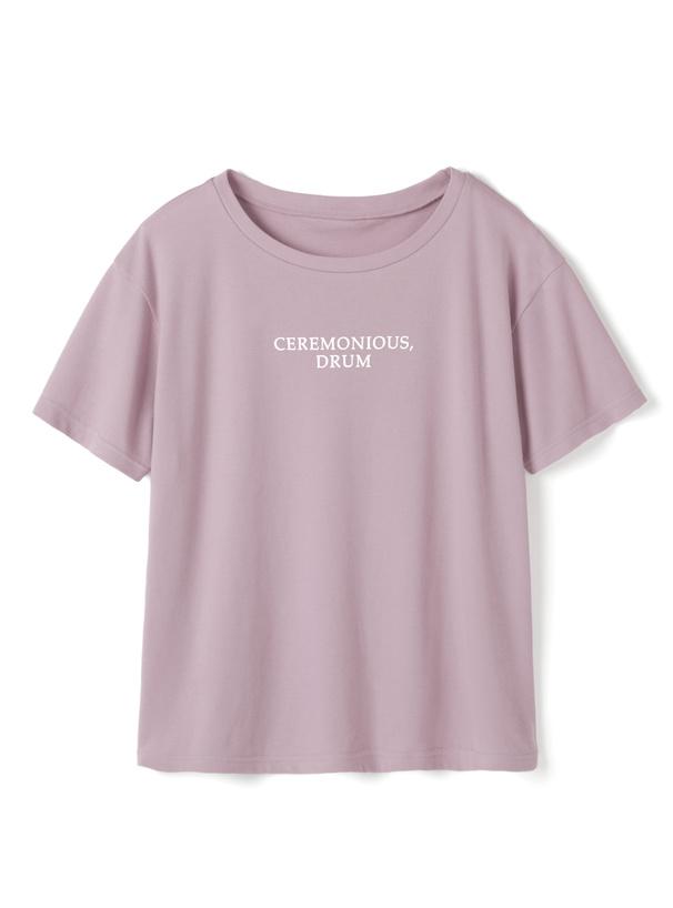 ベーシックロゴTシャツ