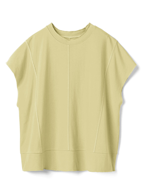 アウトシームTシャツ