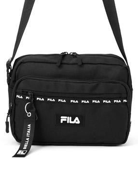 FILA ボックスロゴショルダーバッグ