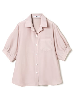 胸ポケットシャツ