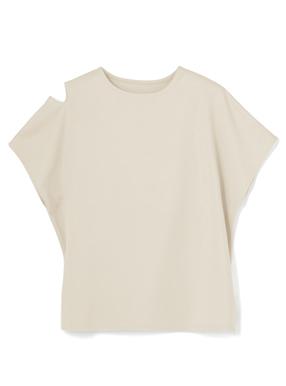 ショルダーカットTシャツ