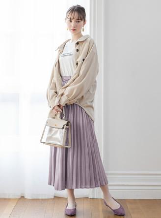 オーロララメリバーシブルスカート