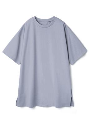 サイドスリットビッグTシャツ
