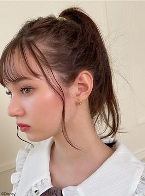 GRL ディズニープリンセスシリーズ 白雪姫/ピアス