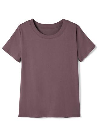 ベーシック無地Tシャツ