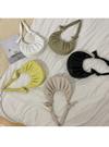 2Wayレザータックムーンデザインバッグ