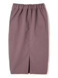 フロントボタンタイトスカート