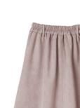 スエードベイカーフレアスカート