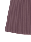 リボンベルト付きプリーツスカート