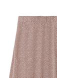 レオパード柄マーメイドスカート